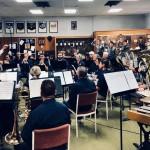 "Woolston Brass' world premiere performance of ""The Gavin Marriott March"""
