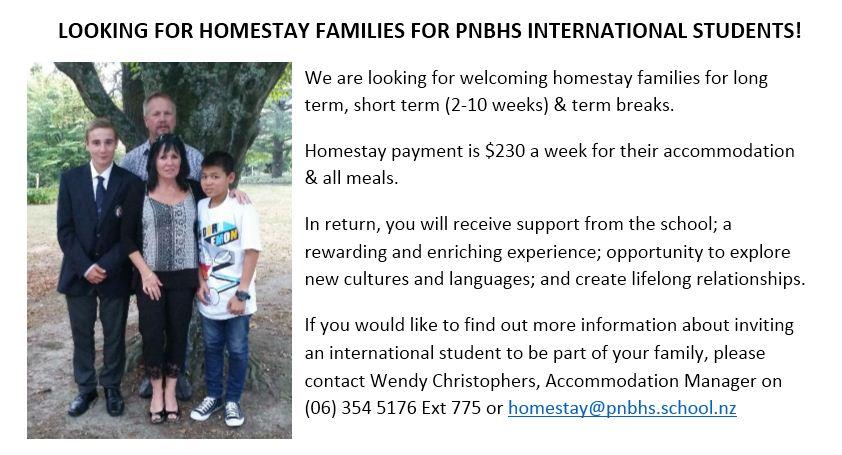 Homestay Ad