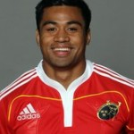 Photo credit: Munster Rugby Headshots by Inpho Photography 2010