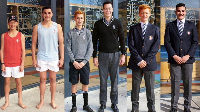 Palmerston north boys high