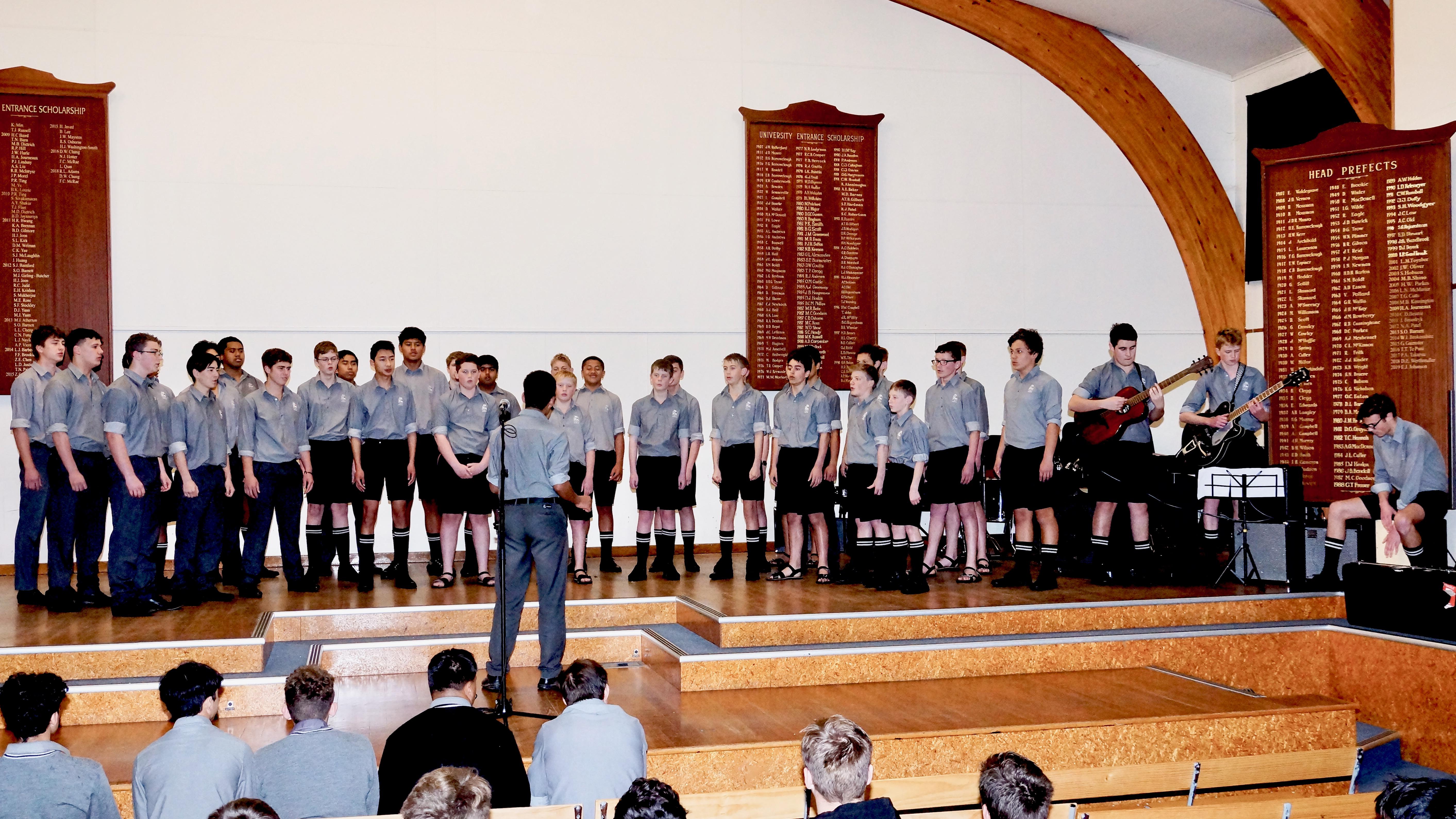 Shand Choral 1