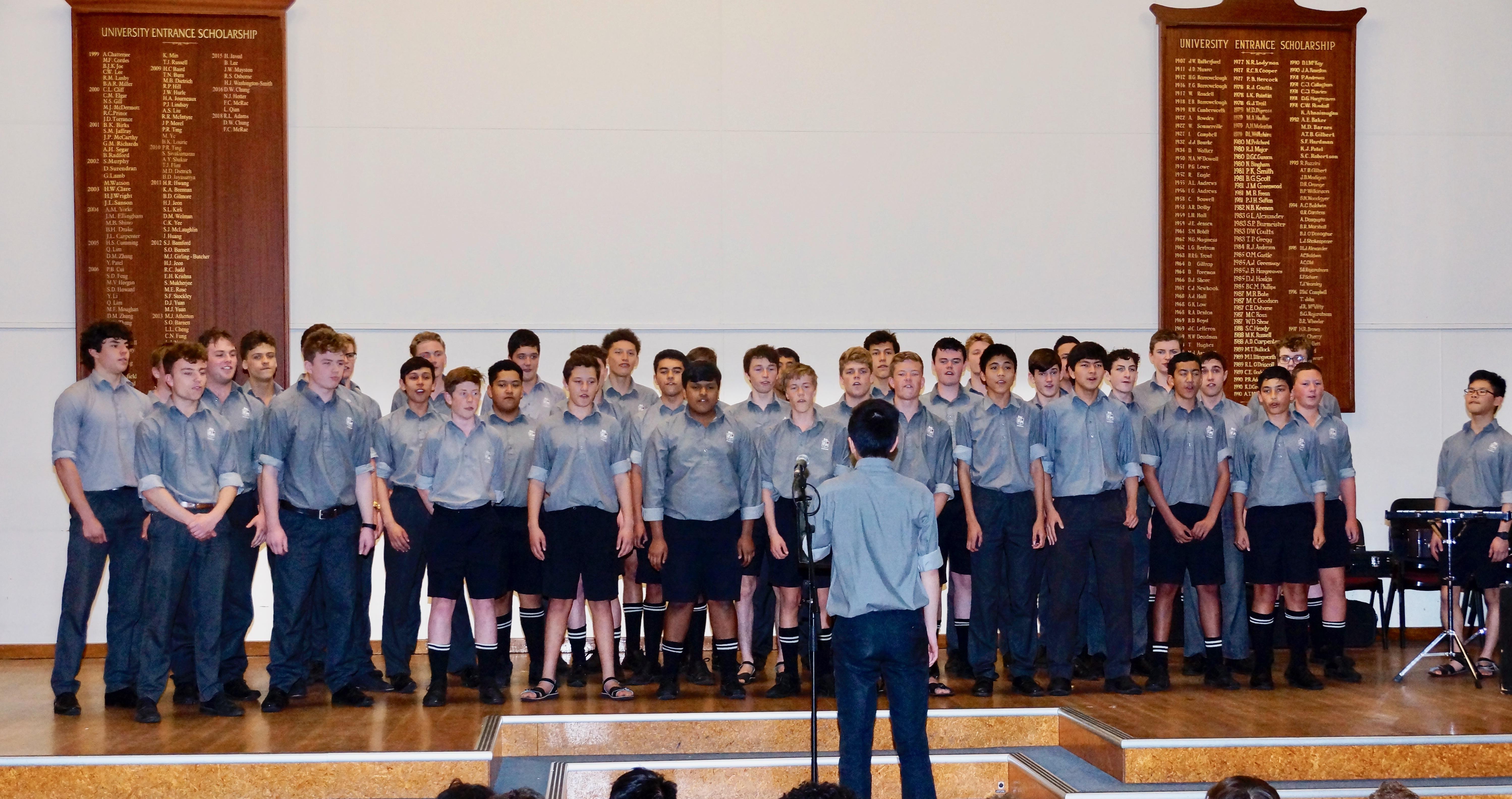 Shand Choral 16