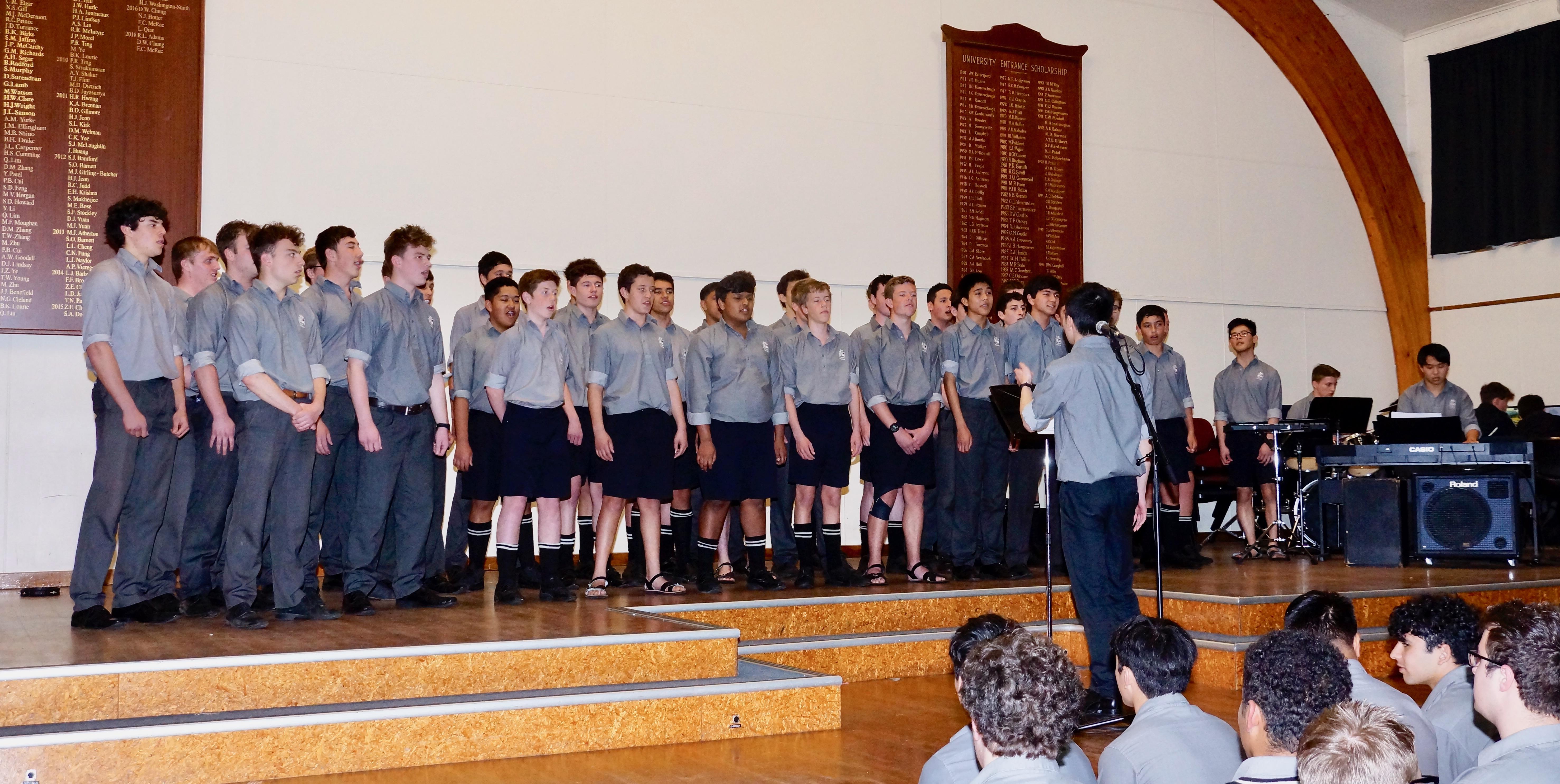 Shand Choral 17