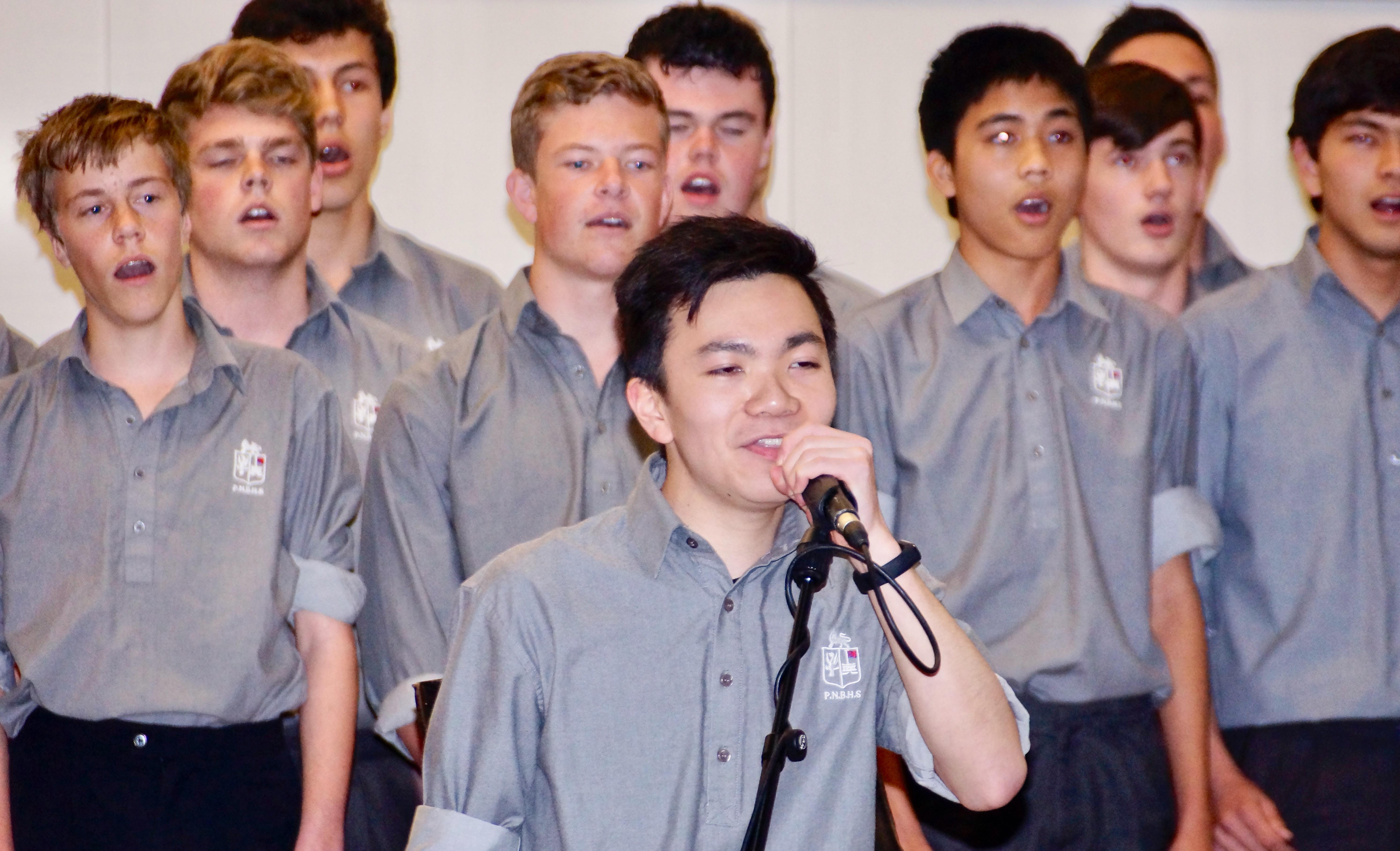 Shand Choral 18