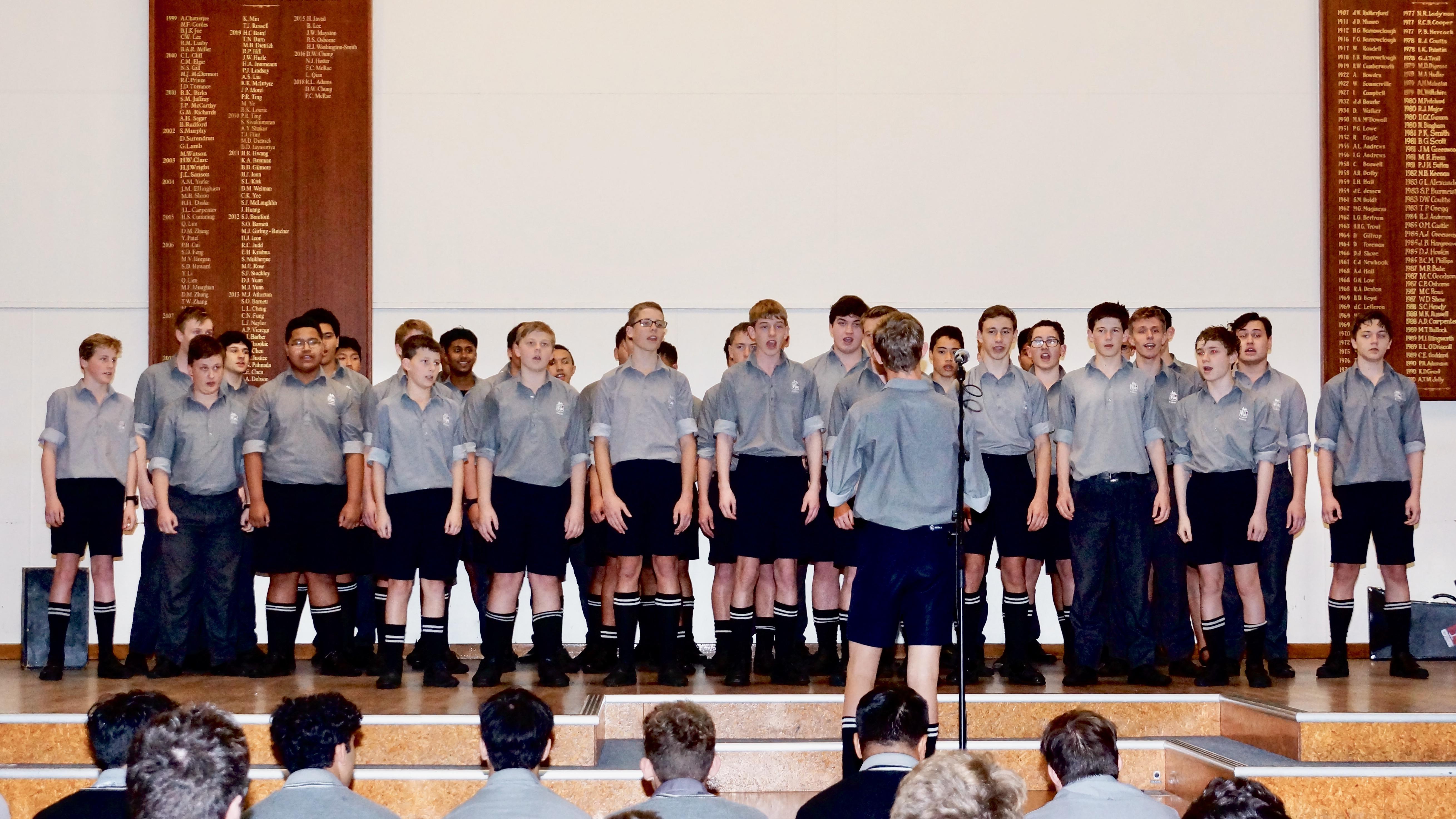 Shand Choral 3