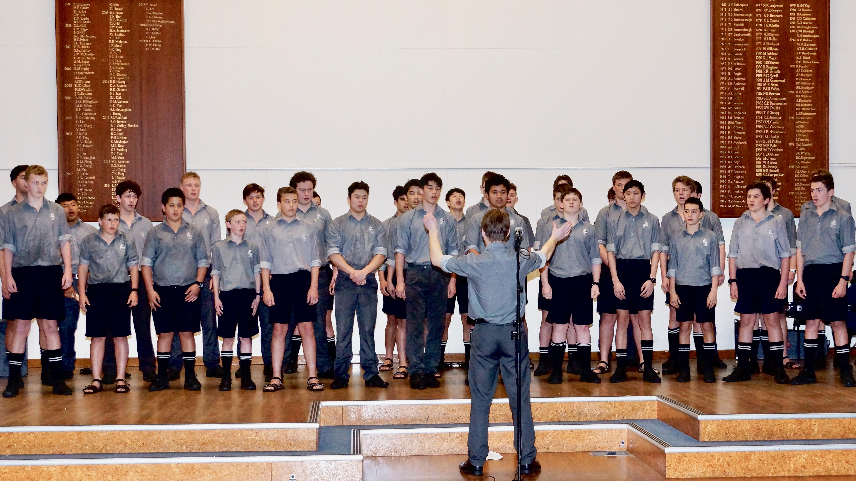 Shand Choral 7