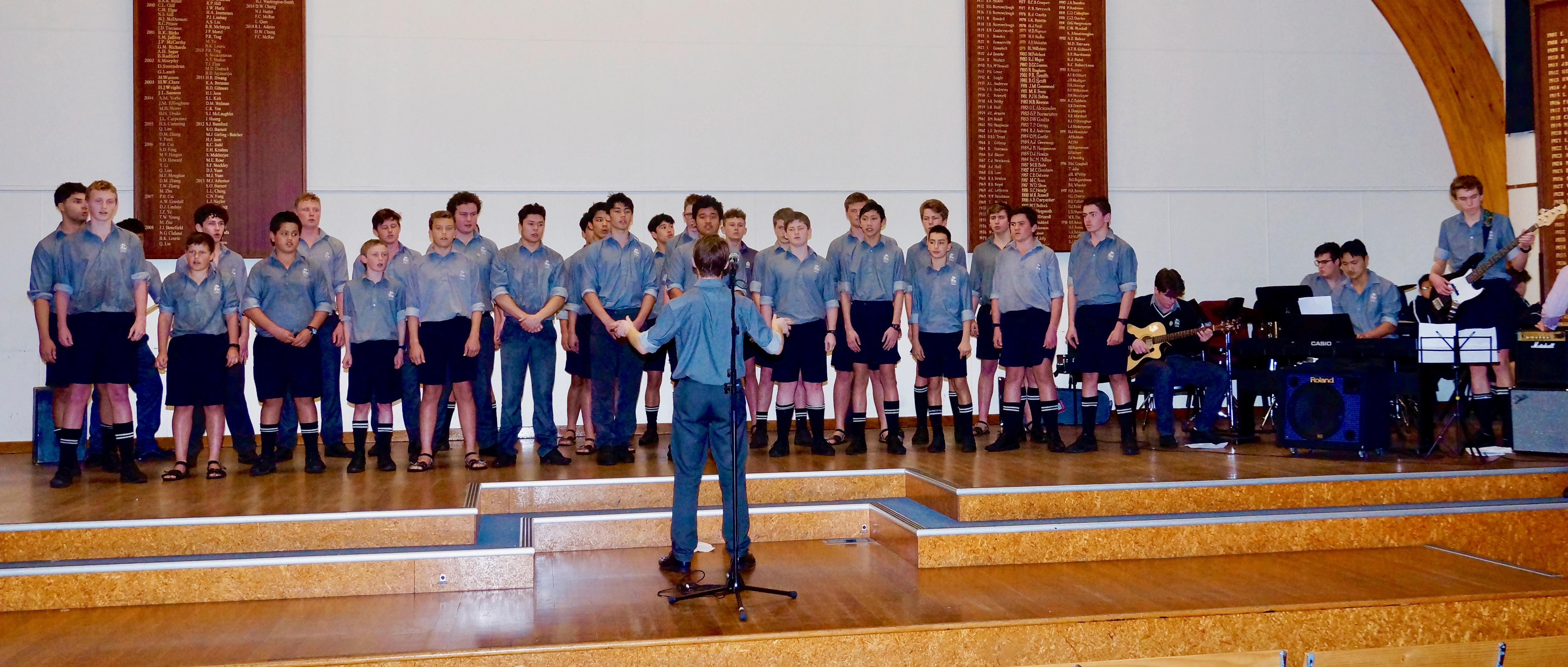 Shand Choral 8