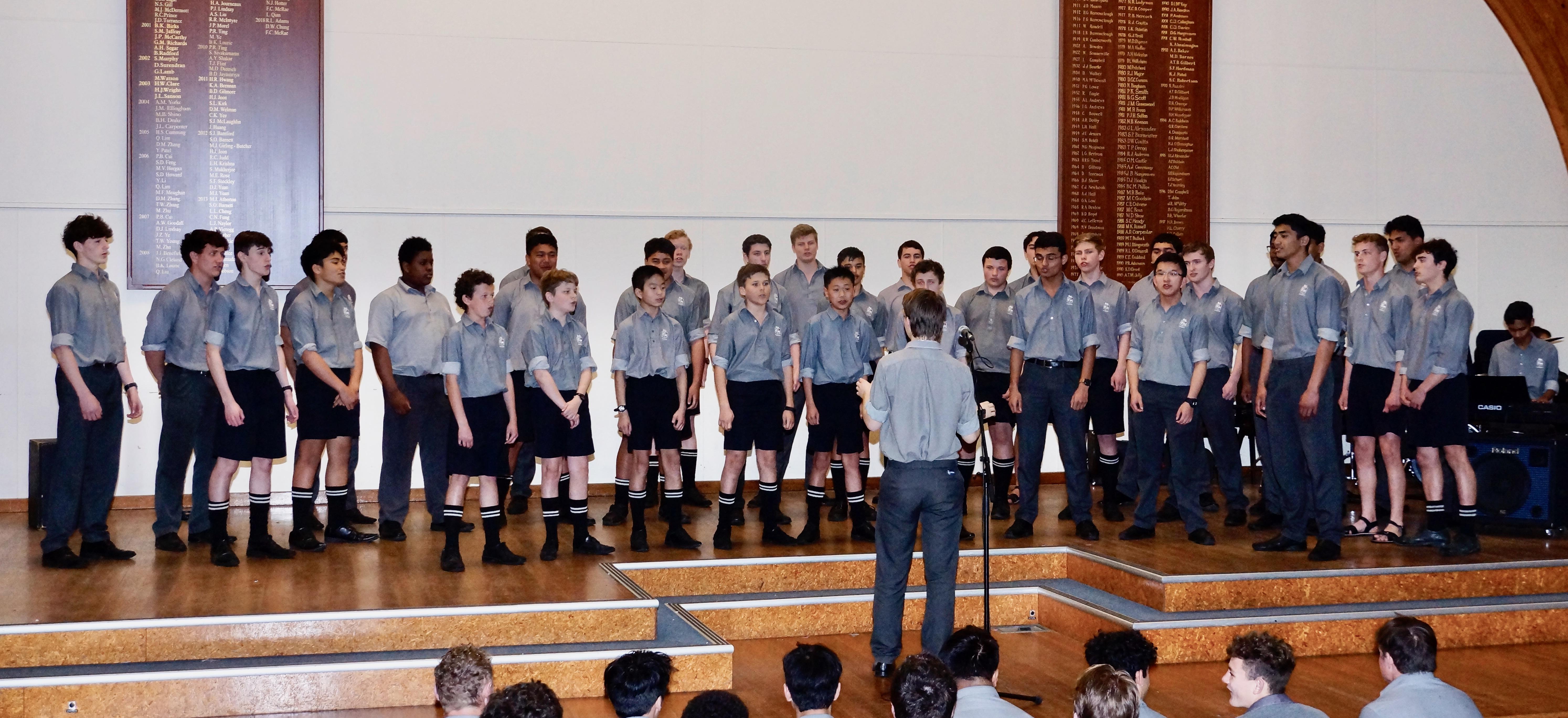 Shand Choral 9