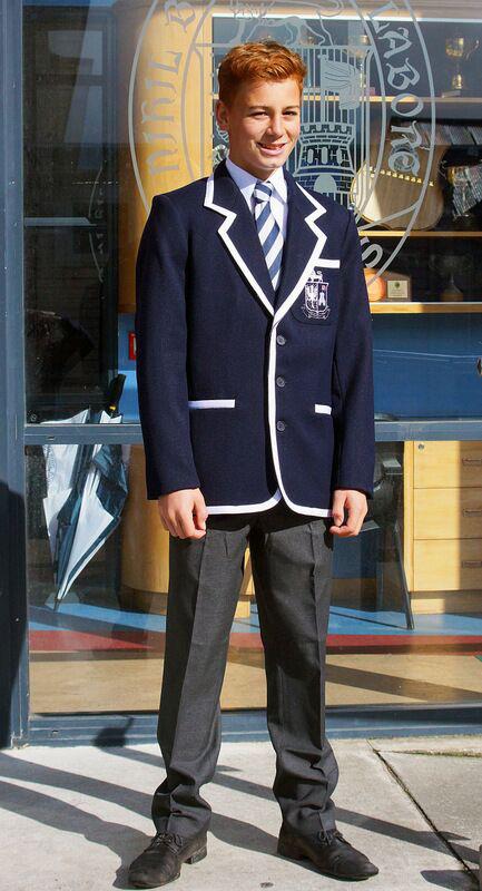 Uniform Requirements Palmerston North Boys High School