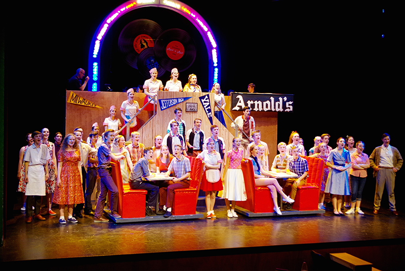 Happy Days Dress Rehearsal0039