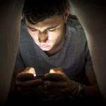Texting-at-night
