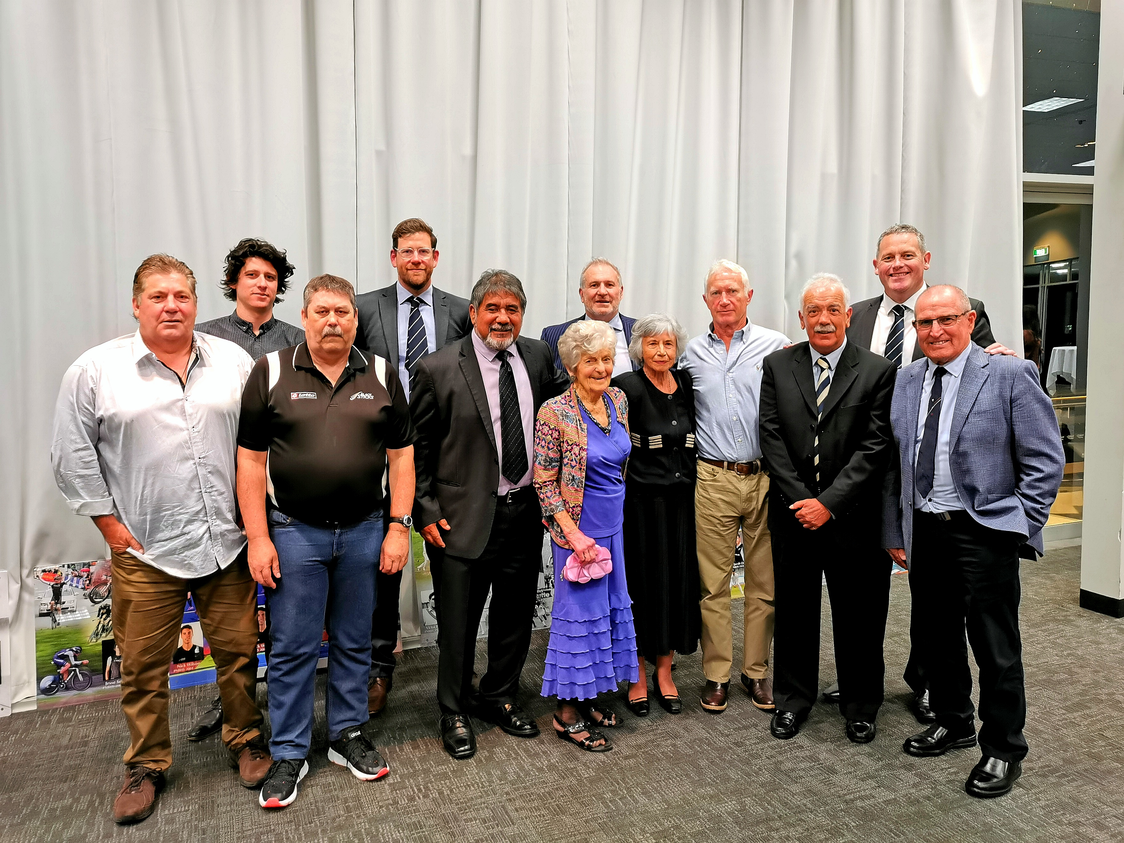 Inaugural induction into the PNBHS Sports Hall of Fame
