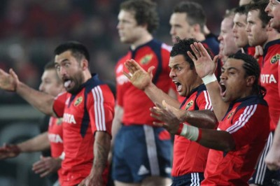 @Copyrights to Munster Rugby