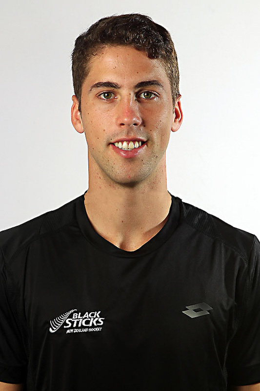 Black Sticks Men Headshots, 12 March 2015